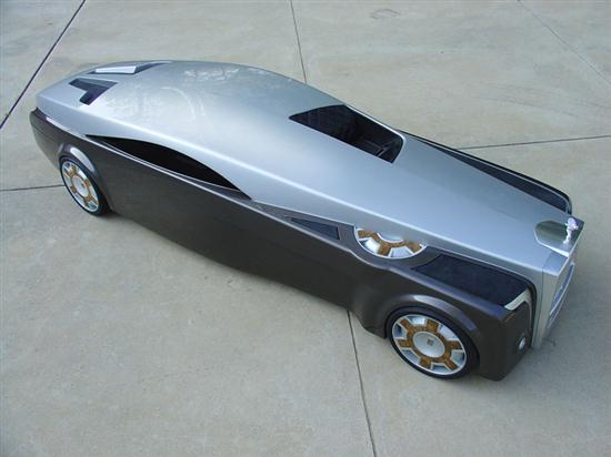 Rolls-Royce Apparition Concept Car - 05