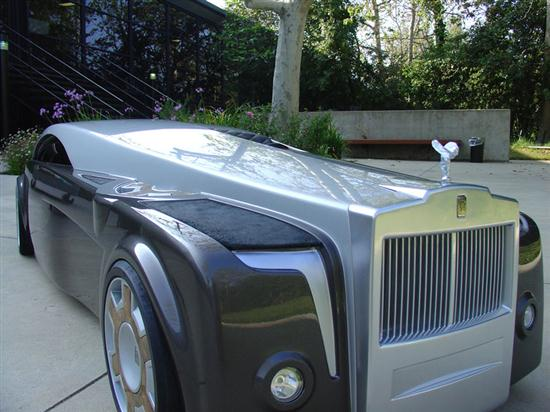 Rolls-Royce Apparition Concept Car - 07