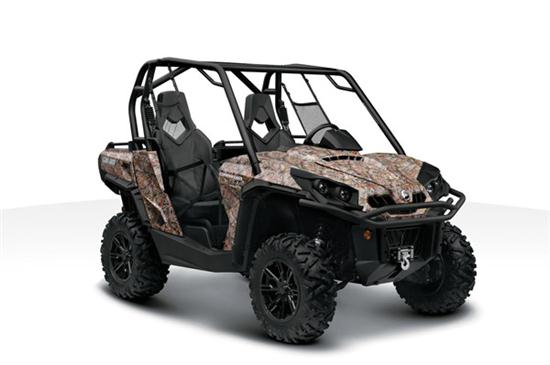 Can-Am Commander Side-by-Side Vehicle - 03