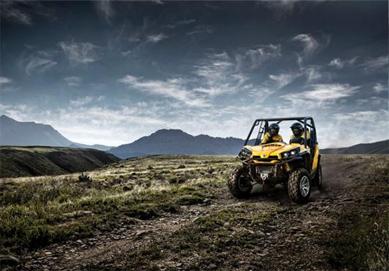 Can-Am Commander Side-by-Side Vehicle - 04