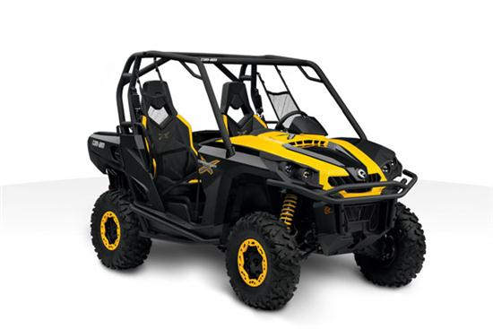 Can-Am Commander Side-by-Side Vehicle - 05
