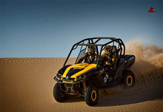 Can-Am Commander Side-by-Side Vehicle - 06