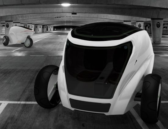 Meet Met electric Car With Home Swappable Batteries - 01