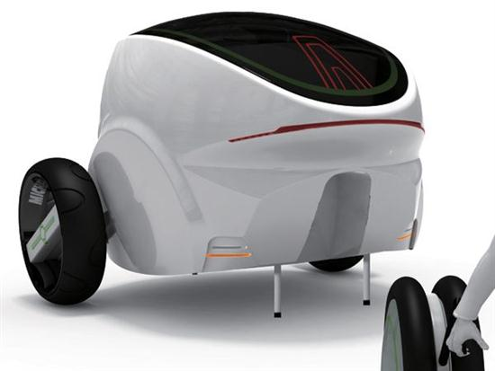 Meet Met electric Car With Home Swappable Batteries - 03