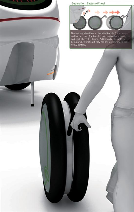 Meet Met electric Car With Home Swappable Batteries - 04