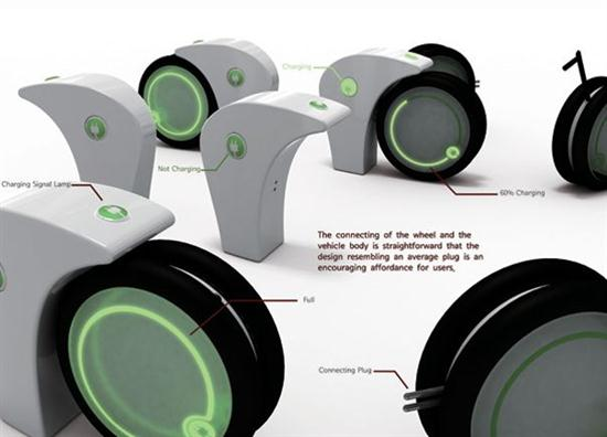 Meet Met electric Car With Home Swappable Batteries - 05