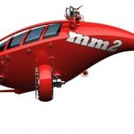 Neptune MM2 Mini Submarine