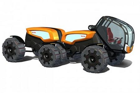 Valtra ANTS Tractor Concept - 02