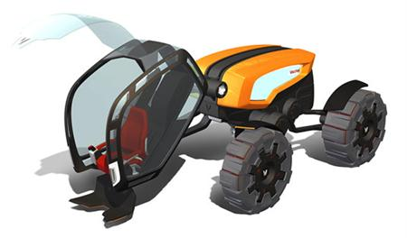 Valtra ANTS Tractor Concept - 03