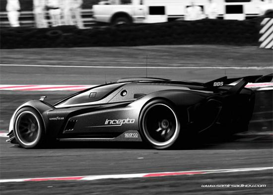 Incepto GT Concept Vehicle - 02