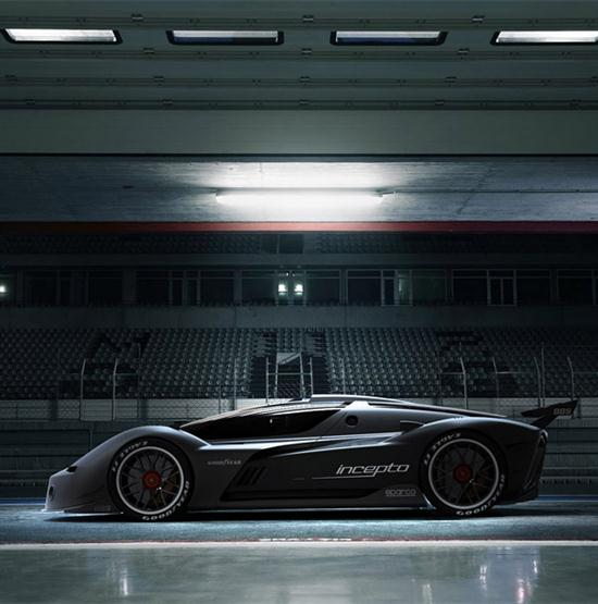 Incepto GT Concept Vehicle - 05