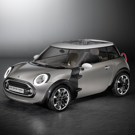 MINI Rocketman Concept - 01