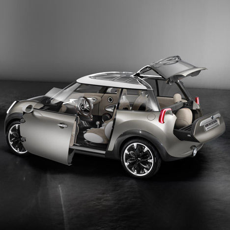MINI Rocketman Concept - 02