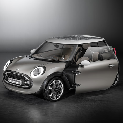 MINI Rocketman Concept - 03