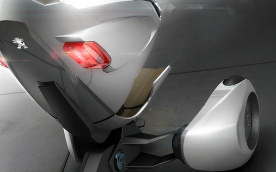 Peugeot XB1 Concept Vehicle - 02