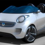 Smart Forspeed Concept Car