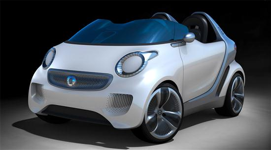 Smart Forspeed Concept Car - 01