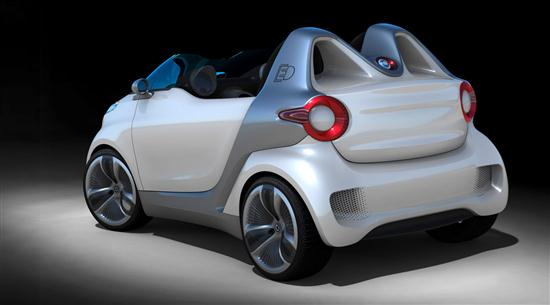 Smart Forspeed Concept Car - 02