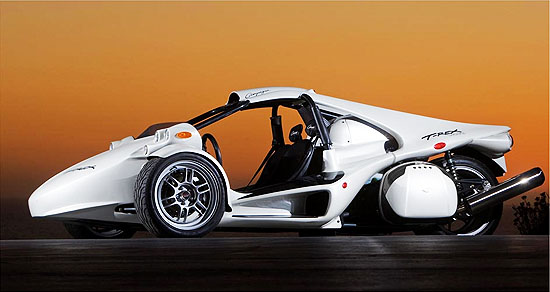 The Campagna T-Rex Turbo-charged Tricycle - 01