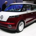VW Bulli Concept Vehicle