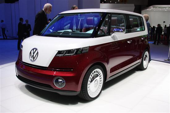 VW Bulli Concept Vehicle - 01