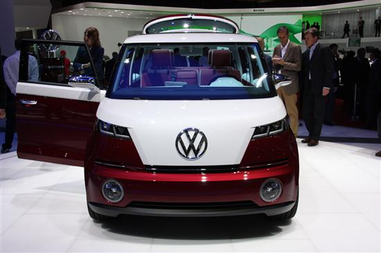 VW Bulli Concept Vehicle - 02