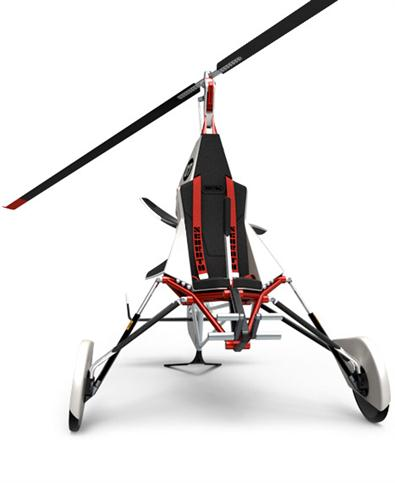 The Fliege - Sportgyrocopter Concept - 01