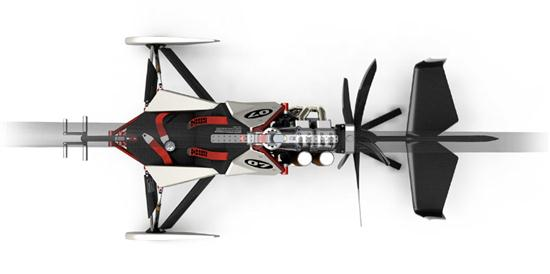 The Fliege - Sportgyrocopter Concept - 02