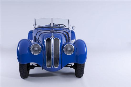 75 Years Old BMW 328 - 02