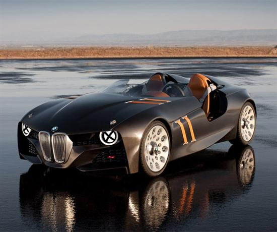 BMW 328 Hommage Sports Car World Premiere - 01