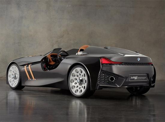 BMW 328 Hommage Sports Car World Premiere - 05