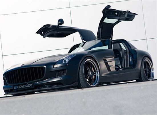 Kicherer Mercedes-Benz SLS 63 AMG Supersport GT - 01