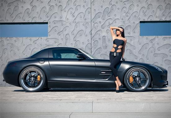 Kicherer Mercedes-Benz SLS 63 AMG Supersport GT - 02