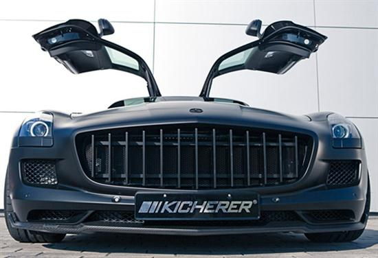 Kicherer Mercedes-Benz SLS 63 AMG Supersport GT - 05
