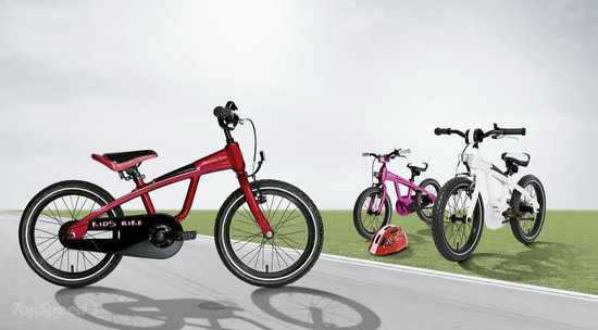 Mercedes-Benz Limited Edition Bikes - 01