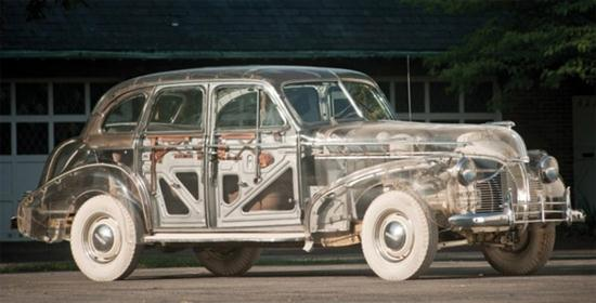Transparent '39 Pontiac - 01