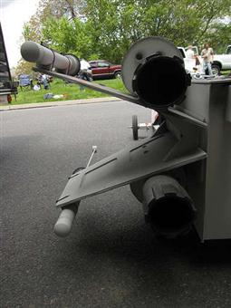 X-Wing Fighter Soapbox Car - 03