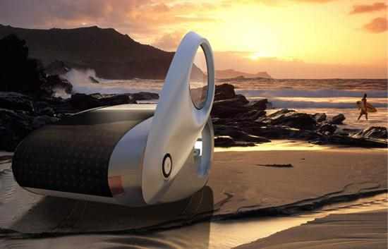 Zero-Emissions Mobile Living Solution - 02