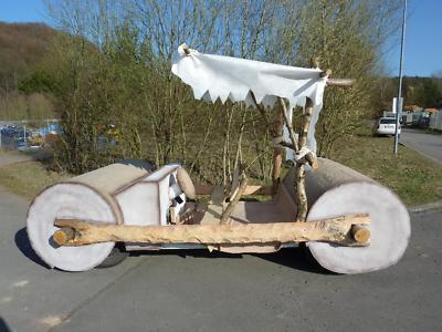 Flintstone Car Replica Full Functional - 01