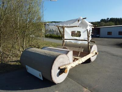 Flintstone Car Replica Full Functional - 02