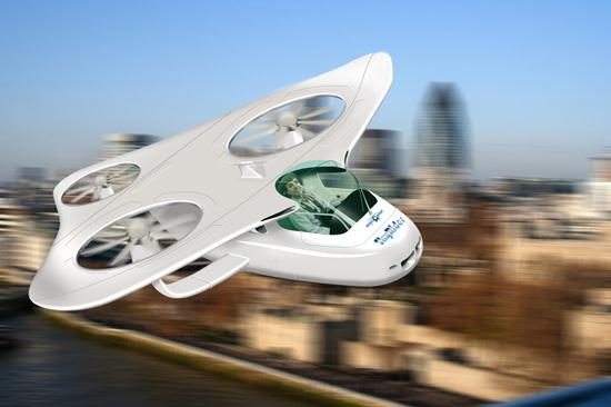 MyCopter - Move Public Transportation Into The Third Dimension - 01