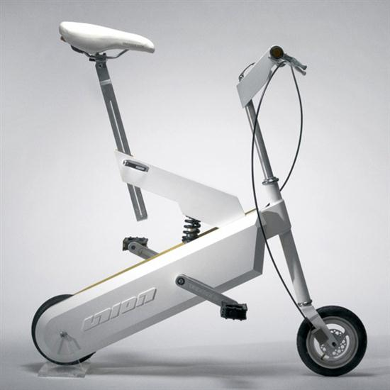 Easily Carry Folding Cycle - 01