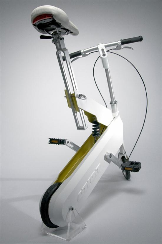 Easily Carry Folding Cycle - 03