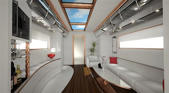 Luxury Camper Van By Marchi Mobile Cars Show