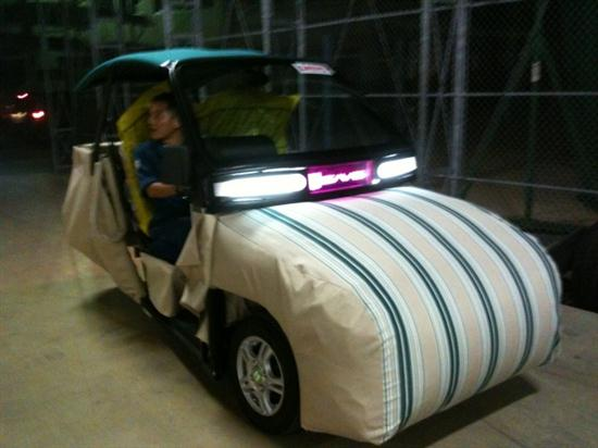 Soft And Squishy Car