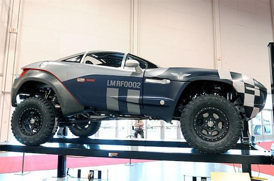 2012 Rally Fighter by Local Motors - 01
