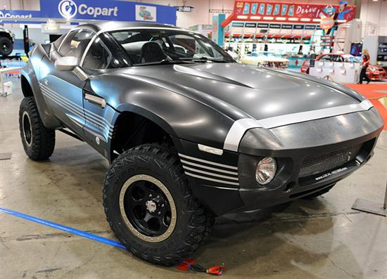 2012 Rally Fighter by Local Motors - 02