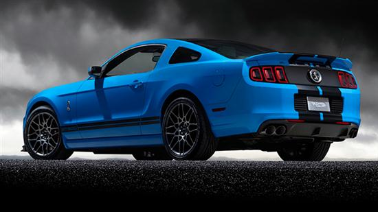 2013 Ford Shelby GT500 With 202 MPH of Top Speed - 04