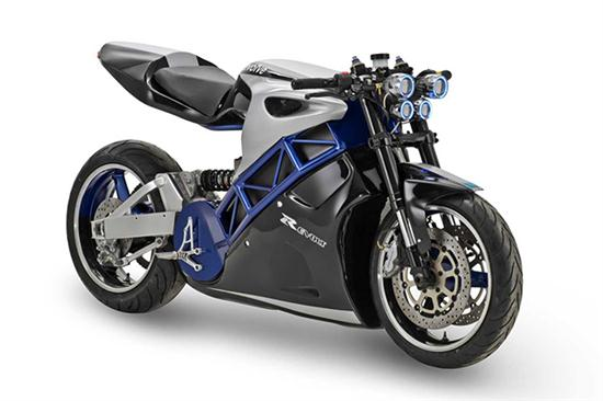 Evolve Lithium Motorcycle - 01
