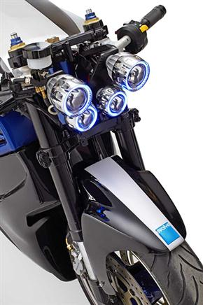Evolve Lithium Motorcycle - 05